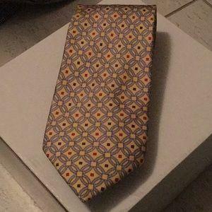 Nice silk tie